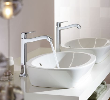 Hansgrohe Bathroom Faucet - new Metris Classic mixers