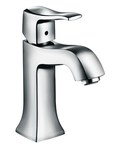 hansgrohe bathroom faucet new metris classic mixers. Black Bedroom Furniture Sets. Home Design Ideas