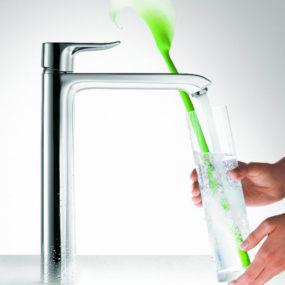 Hansgrohe Metris Faucet Line – new 5 eco-friendly faucet designs