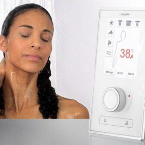 Hansgrohe Rainbrain Smart Shower – new product 2009