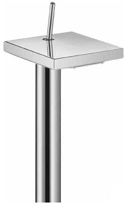 hansgrohe starck x faucet tall Axor Starck X   experience the ritual significance of water