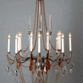 Crystal Chandelier from Hart Associates