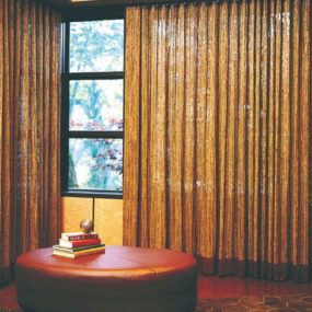 Handwoven Draperies from Hartmann & Forbes – the natural window coverings