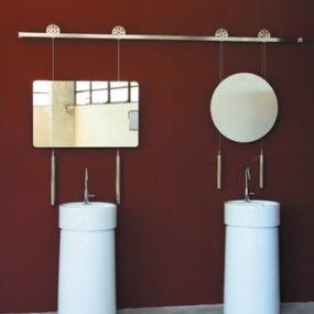 Modern Mirrors by Hego – Modular Mirror System Alladole