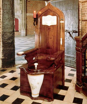 herbeau toilet Herbeau Dagobert Toilet Throne   for your Majesty!
