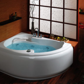 Grace Whirlpool by Heritage Bathrooms