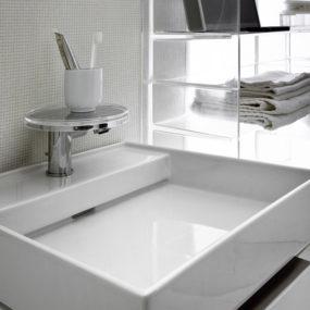 Merveilleux 6 Hidden Drain Sinks By Kartell For Laufen