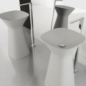 Contemporary Washbasin by Hidra – new Mister