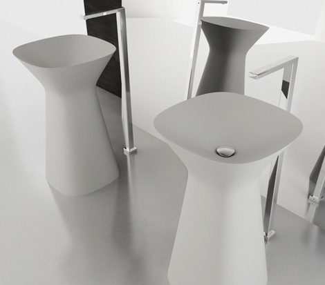 hidra washbasin mister 2 Contemporary Washbasin by Hidra – new Mister