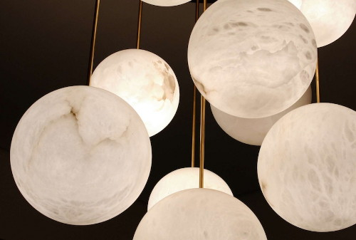 View In Gallery High End Pendant Lights Atelier Alain Ellouz Harmonie 10  Chandelier 2 High End Pendant Lights By