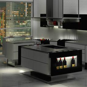 Modern Minimalist Kitchen Design – Liu by Hode