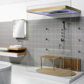 Hoesch Sensamare Komplettbad – the Complete Luxury Modern Bathroom