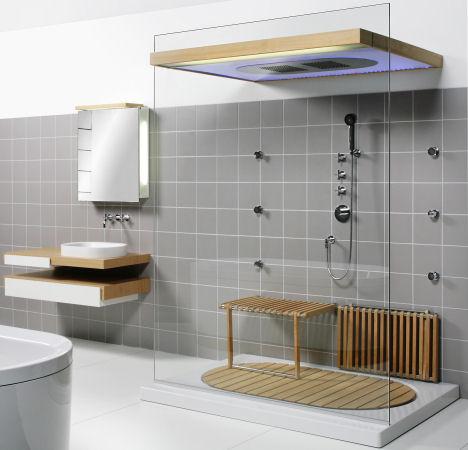 Hoesch Sensamare Komplettbad - the Complete Luxury Modern Bathroom