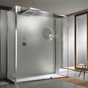 Modern Shower Cabin from Hoesch – the Ciela minimalist design is clearly covetable!