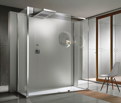 Superior Hoesch Shower Cabin Ciela 1 Modern Shower Cabin From Hoesch U2013 The Ciela  Minimalist Design Is