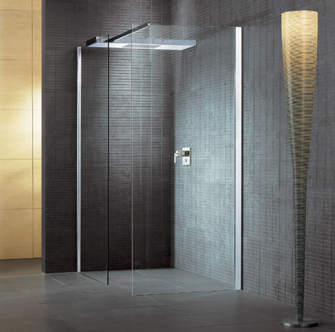 hoesch shower cabin ciela 2 Modern Shower Cabin from Hoesch – the Ciela minimalist design is clearly covetable!