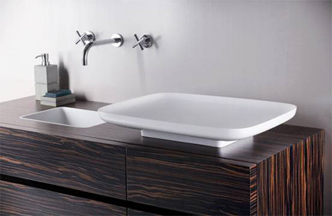 hoesch singlebath bathroom basin