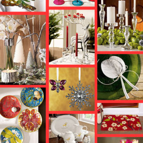 2009 Holiday Gift Guide and Gift Ideas from PotteryBarn