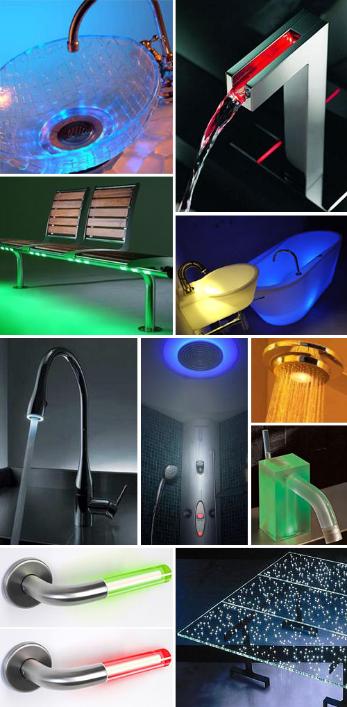 home decorating with led ultimate trend guide Home Decorating with LED   the ultimate trend guide