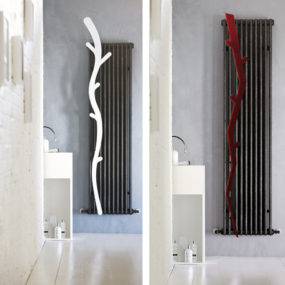 Home Radiators as decor objects by Irsap