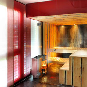 In Home Sauna – Swiss wellness saunas by Kung Sauna