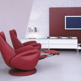 Contemporary Home Theater collection from DDC