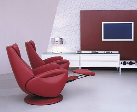 home theater collection Contemporary Home Theater collection from DDC