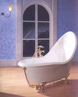 hommage royale claw foot tub villeroy boch Hommage Royale Tub by Villeroy & Boch   as Luxury as it gets