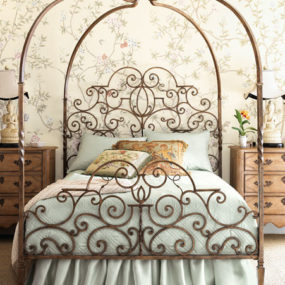 Tuscany Canopy Bed from Horchow