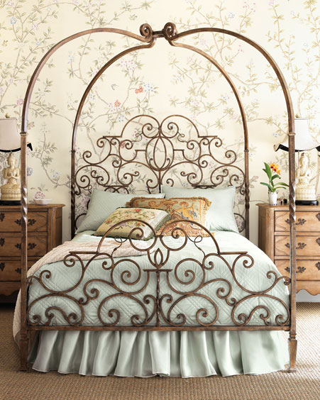 horchow tuscany canopy bed Tuscany Canopy Bed from Horchow