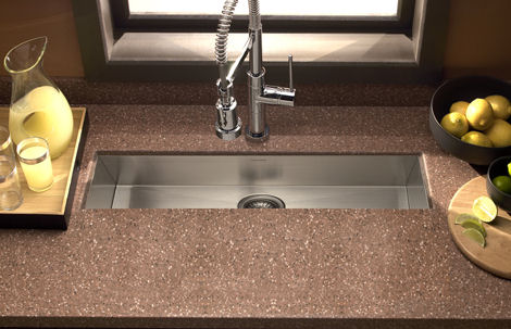 Houzer Undermount Bar Prep Sink 3285