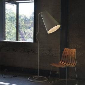 Huge Floor Lamp – Bender lamps by Northern Lighting