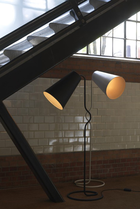 Huge Floor Lamp - Bender lamps by Northern Lighting