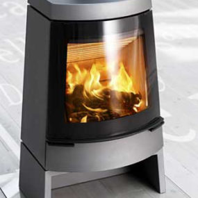 Wood Burning Stove from HWAM – Modern Stoves