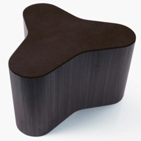 Designer Heater Pouf by I-Radium, MP3 ready