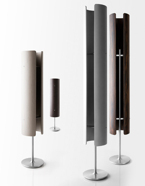 i radium radiator totem 1 New Radiator Designs by i radium   modern contemporary