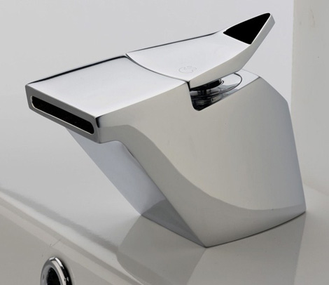 ibrubinetterie lavatory faucet mygod Faucets for Sleek Modern Bathrooms – MyGod! by IB Rubinetterie