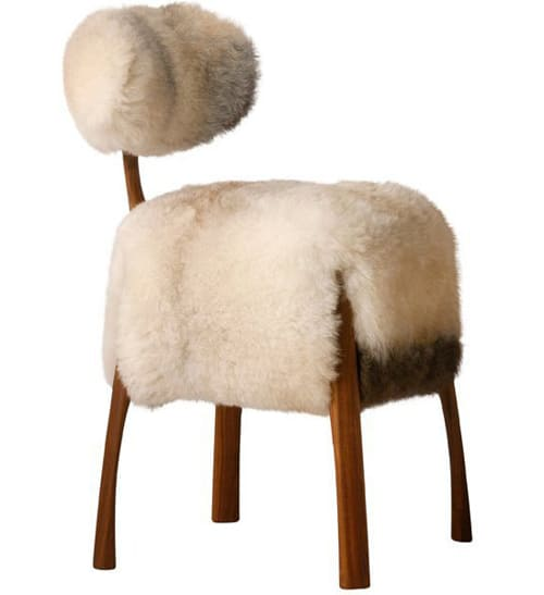 icelandic furniture design lop furniture 2 Icelandic Furniture in Sheepskin by Lop Furniture