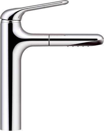 ideal standard ceraluna faucet1 CeraLuna kitchen faucet from Ideal Standard