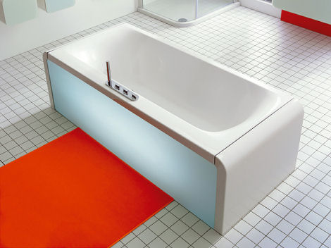Ideal Standard Bathtub - Moments bathtub with pull-out drawers or ...