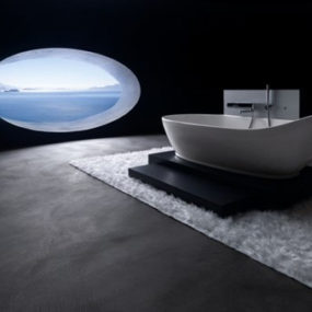 Air Bathtub from Ideal Standard – new Soft Airpool tub is an ingenious bathing solution