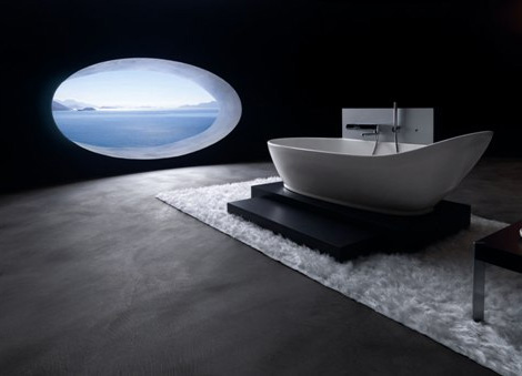 idealstandard bathtub soft 3 Air Bathtub from Ideal Standard   new Soft Airpool tub is an ingenious bathing solution
