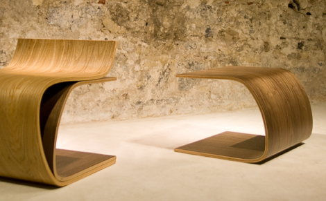 minimalist wood furniture. ilio minimalist wood furniture chair leaf 2 by k