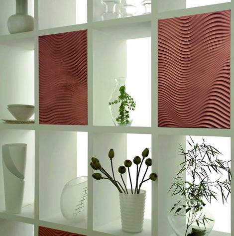 impronta tiles porfido 5 Modern Tiles from Impronta   Porfido and Vibrazioni relief tile designs