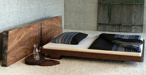Designer Solid Wood Bed By Ign Design Dream