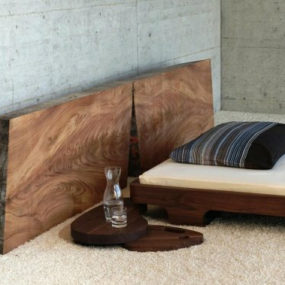 Designer Solid Wood Bed by Ign.Design – Dream