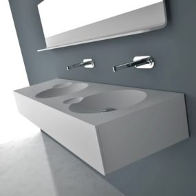 Interesting Bathroom Vanity Sink by DNA+