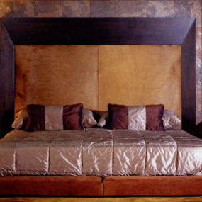 Luxury Designer Bed from Interior Internet