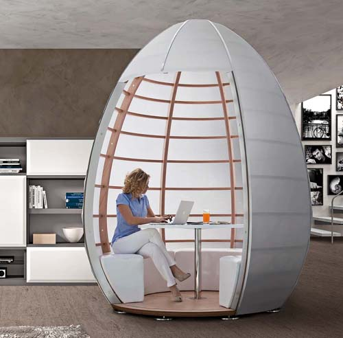 interior mobile pod solution nu ovo tissettanta 1