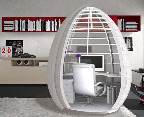 interior mobile pod solution nu ovo tissettanta 3